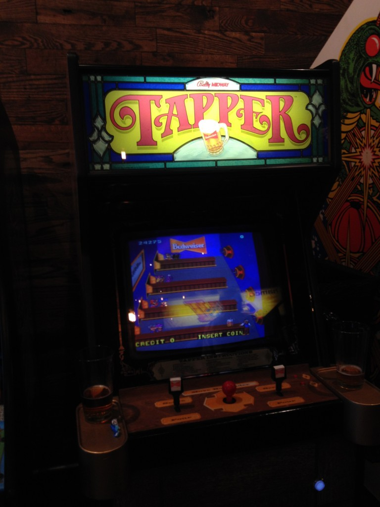 Tapper Video Arcade Machine