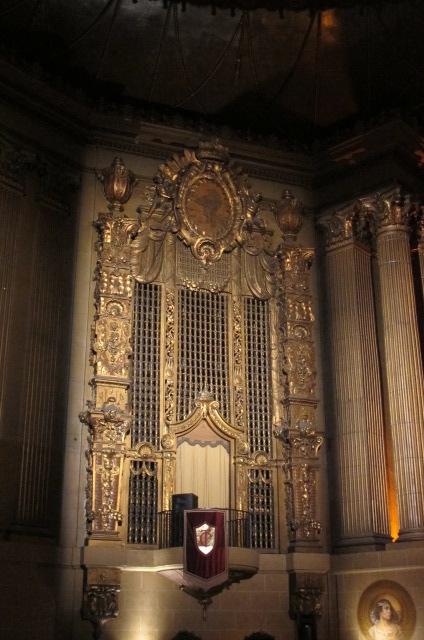 Castro Theatre Interior