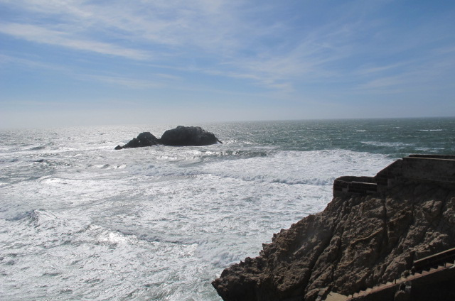Ocean View at Sutro Bath