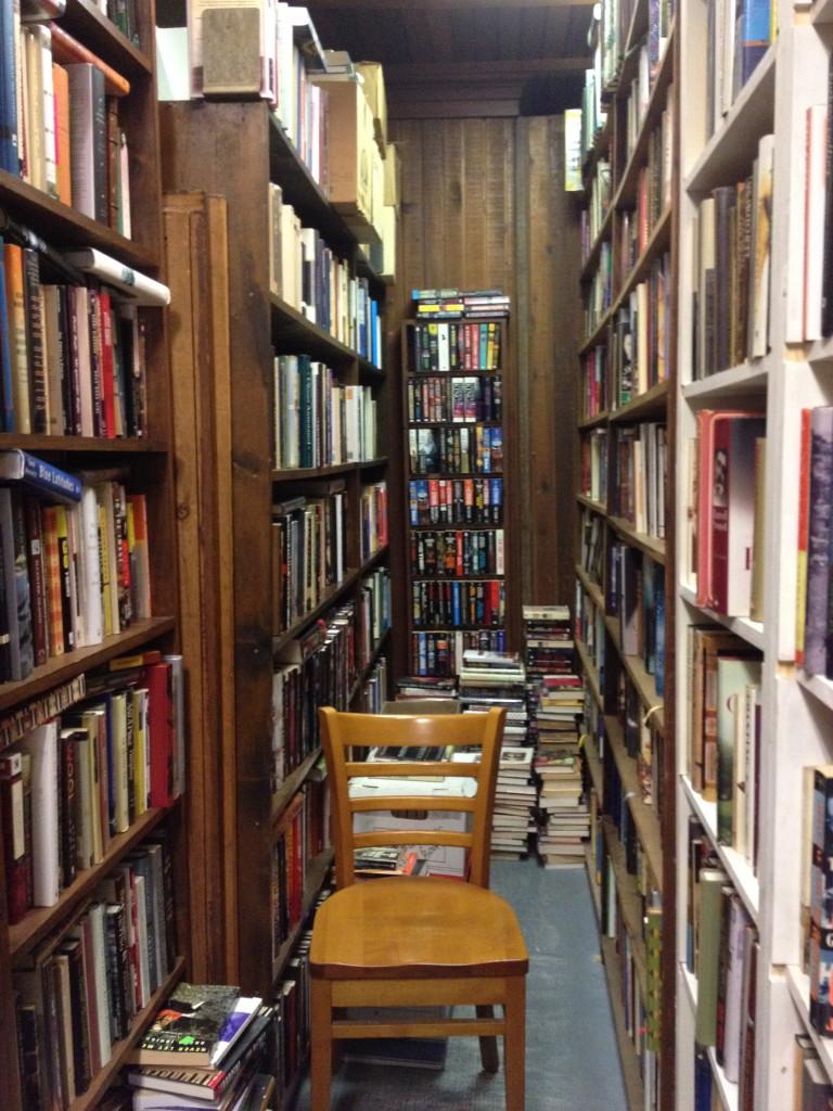 Dauphine Street Books interior