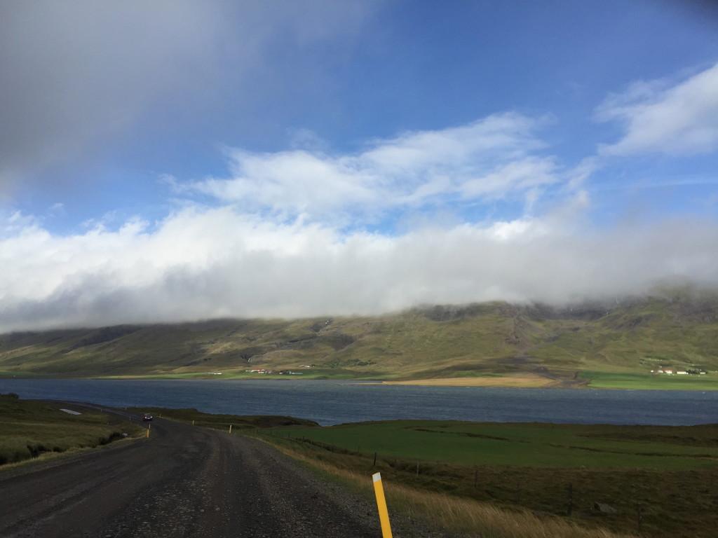 east coast Iceland