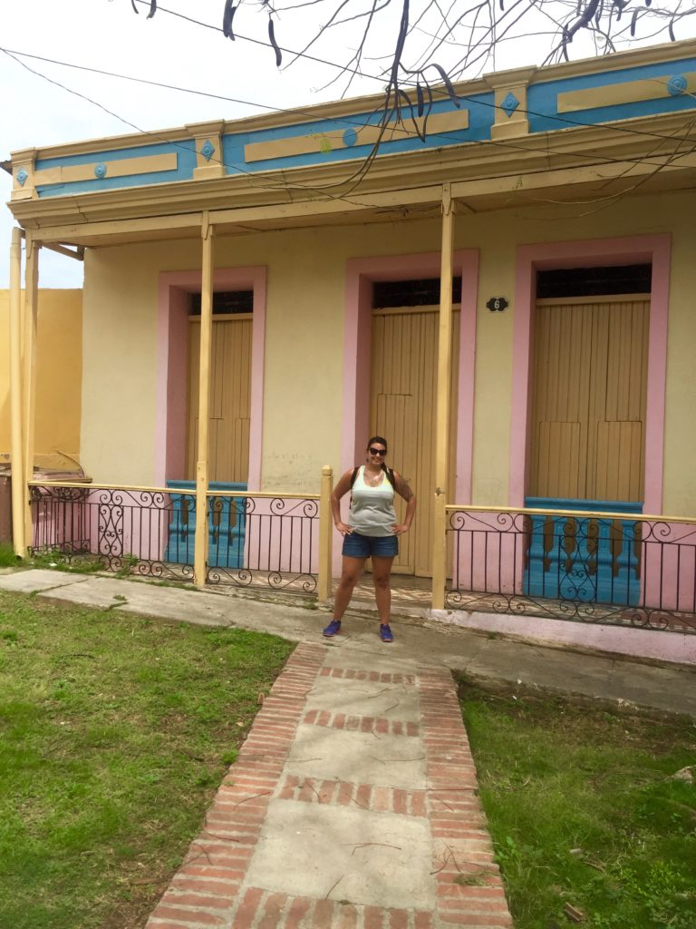Fidel castro house santiago de cuba