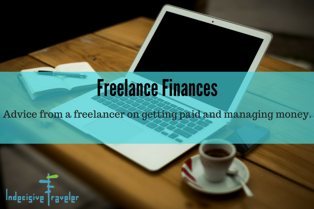 freelance finances