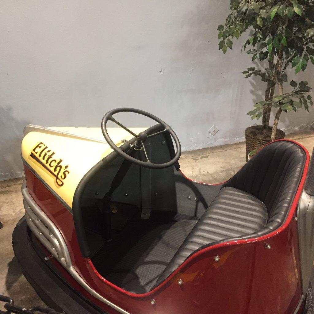 forney museum bumper car