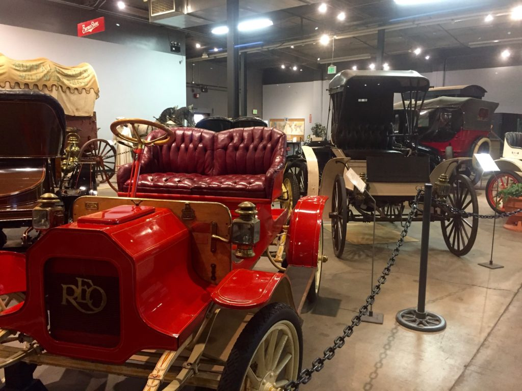 A Visit to the Forney Museum of Transportation in Denver