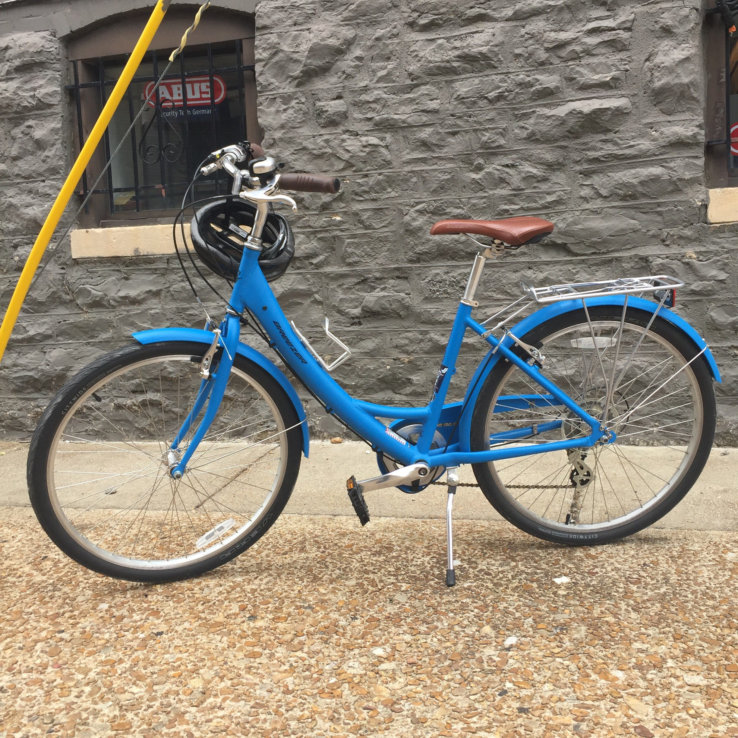 rental bikes st louis